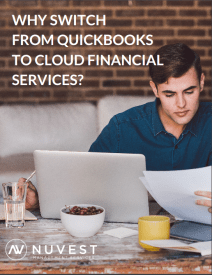 Switch From Quickbooks to Cloud Financial Services